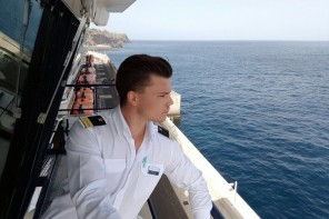 Mein Schiff Blog Autor Officer Phil