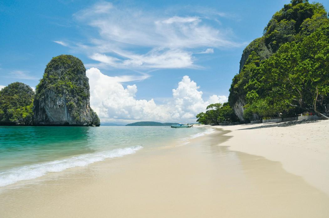 Ein TUI Cruises Wohlfühlziel: Railay Beach auf Koh Samui