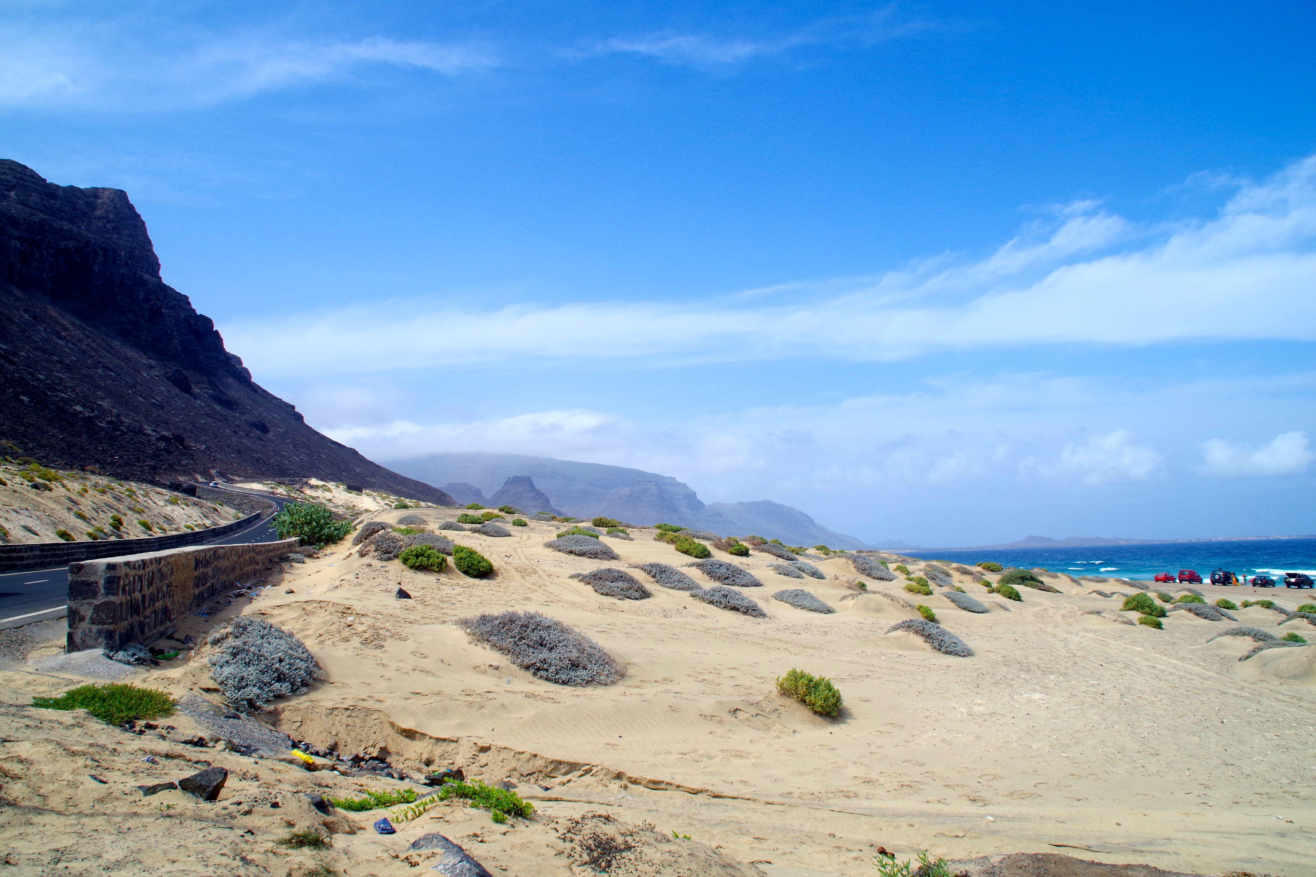 Mein Schiff Reiseziel: Mindelo - Strand von Baia das Gatas
