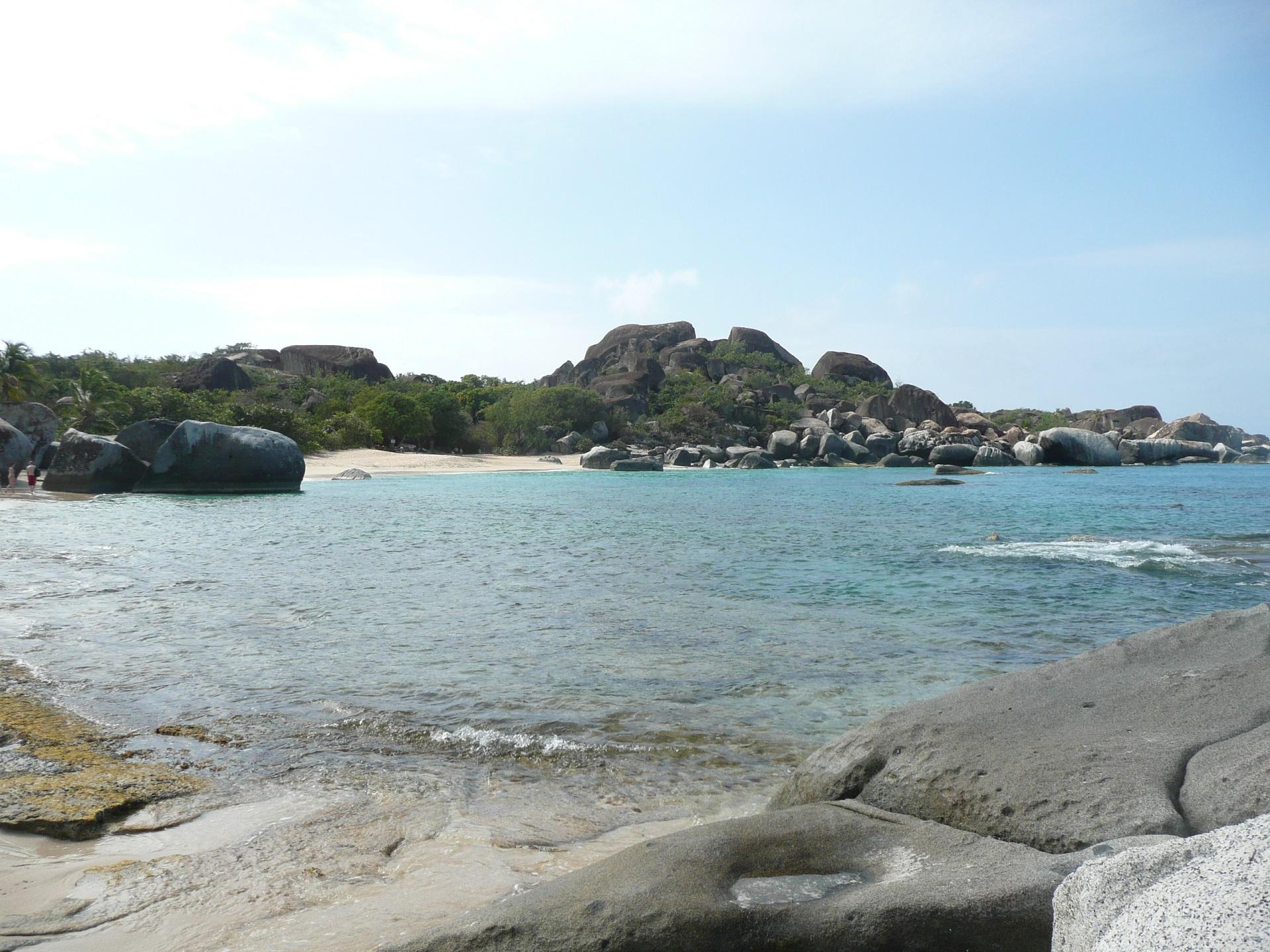 Mein Schiff Reiseziel: Tortola - The Baths
