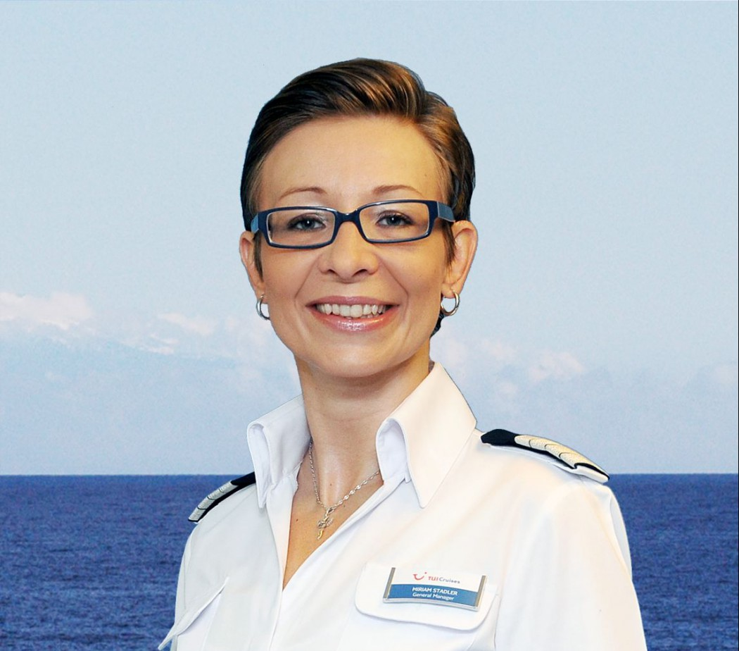 General Managerin Miriam Stadler