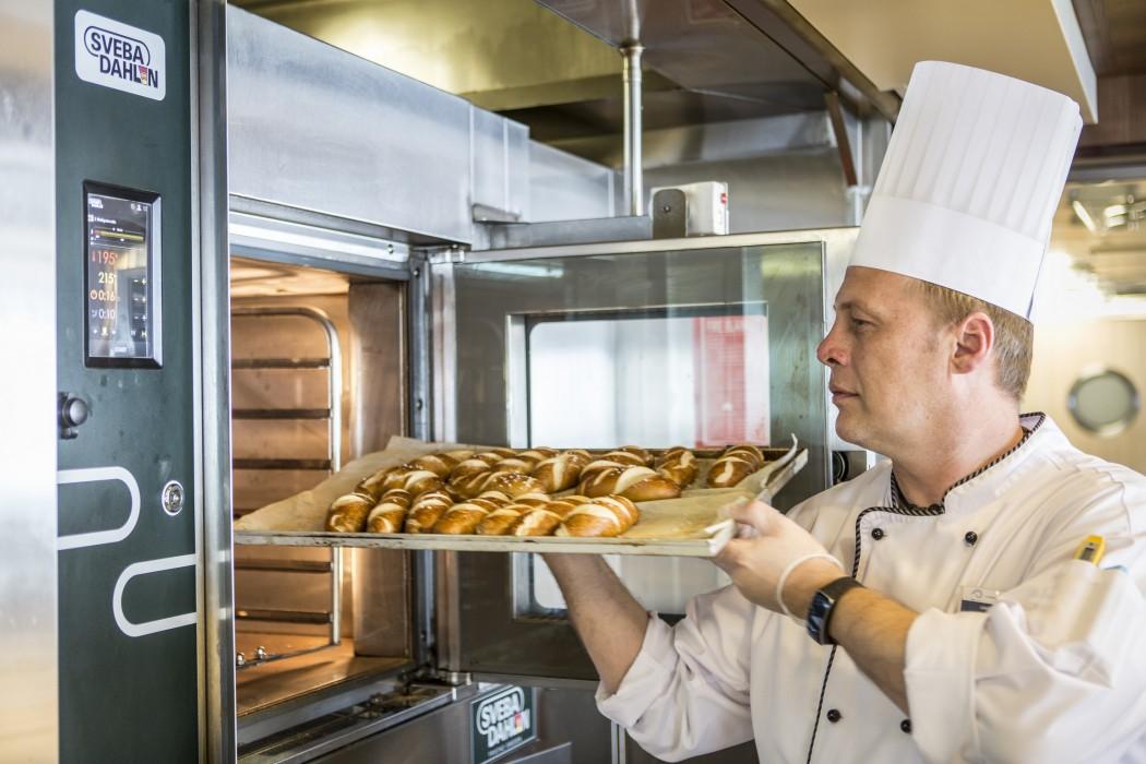 Ab in den Ofen mit dem Brot