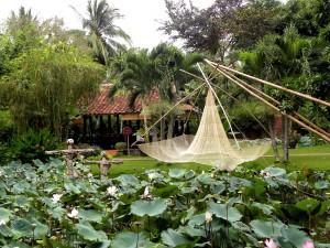 Das Mekong Delta vom Boot aus