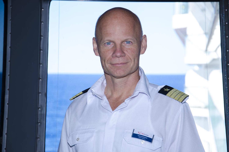Im Porträt: Kapitän Todd Burgmann