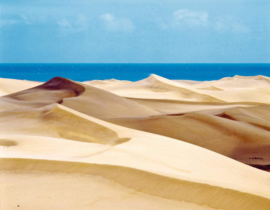 Endlose Wüsten