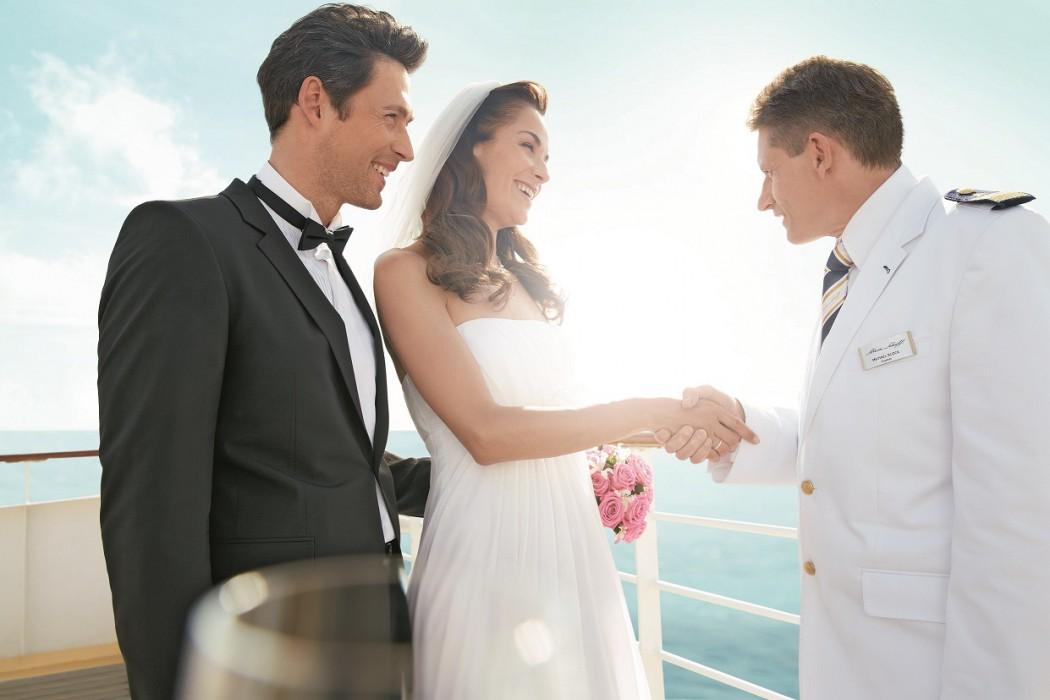Hochzeit auf Mein Schiff Flotte
