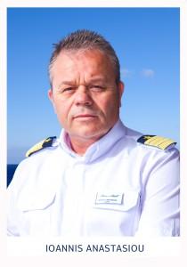 Kapitän Ioannis Anastasiou