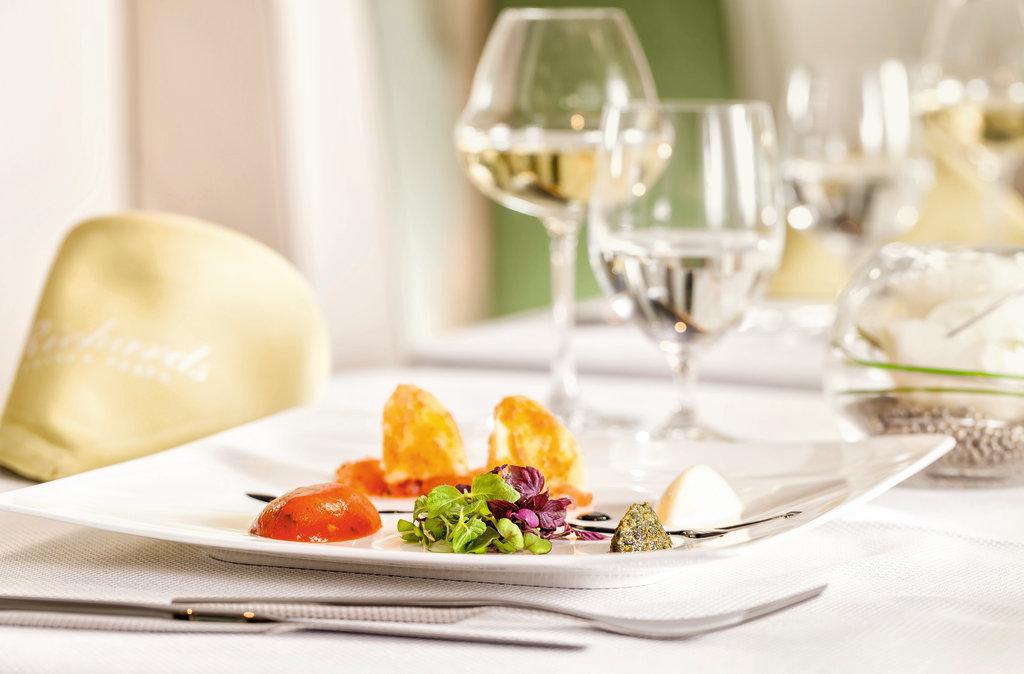 Exquisite Küche im Richards – Feines Essen