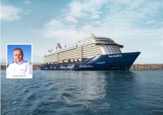 Mein Schiff 3 und Kapitän Anastasiou