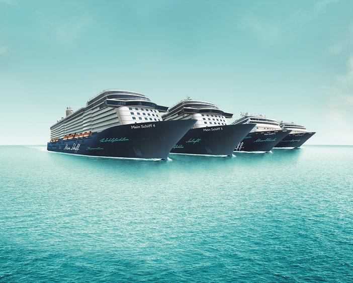 Die Mein Schiff Flotte