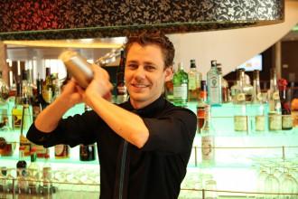 Mein Schiff Mixologist Martin Mayerhofer