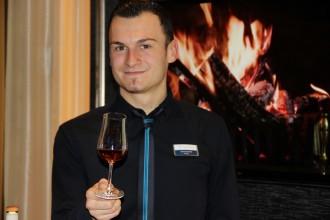 Whiskey-Experte: Mein Schiff Barchef Alen Krajnovic