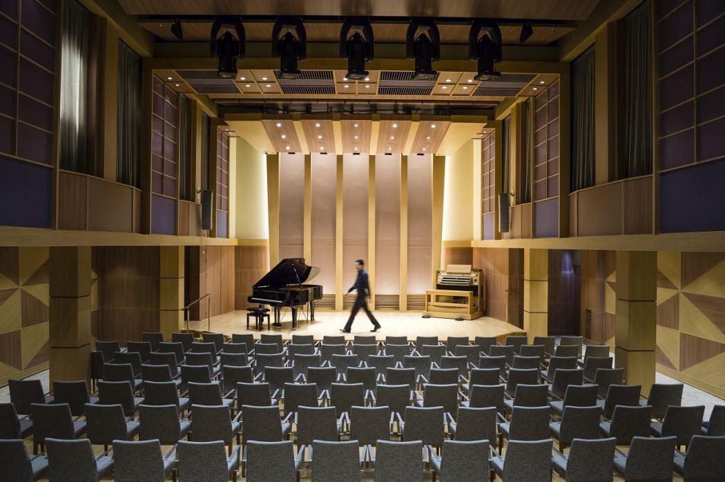 Imposant: Das Klanghaus auf der Mein Schiff 3