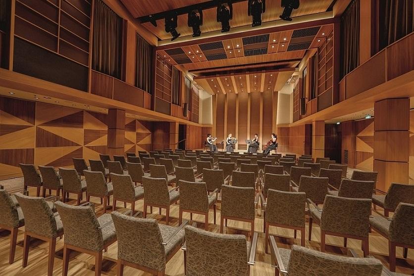 Das Klanghaus auf der Mein Schiff 3