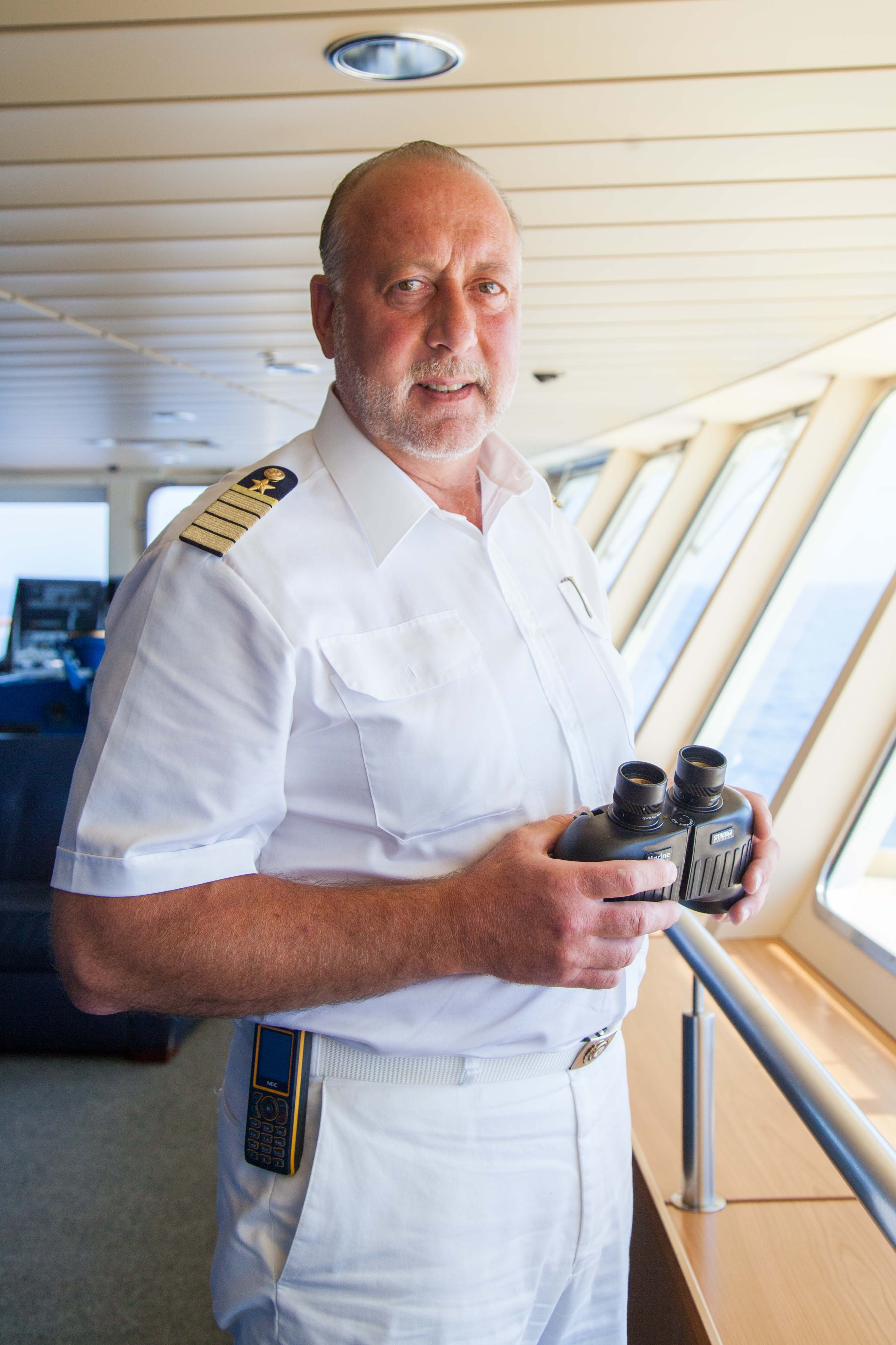 Im Porträt Mein Schiff Kapitän Andreas Greulich Mein Schiff Blog