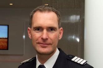 Mein Schiff General Manager Axel Sorger