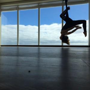 Flying Pilates trainiert Kraft und Körperspannung