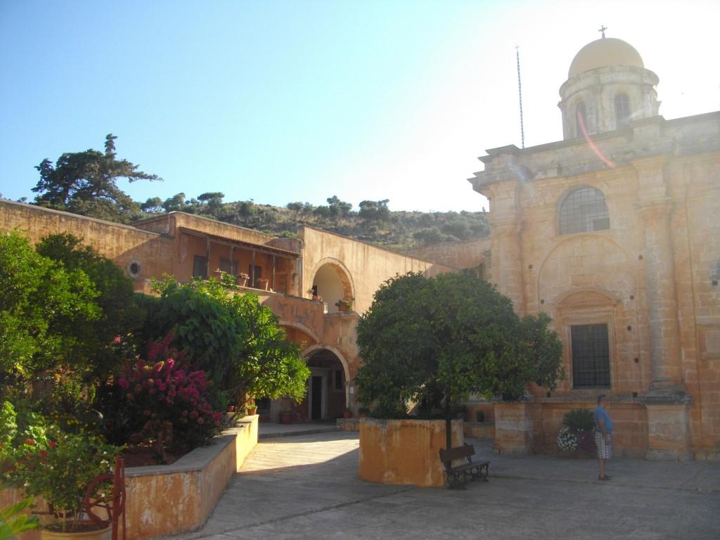 Wunderschöne historische Architektur in Chania/Kreta