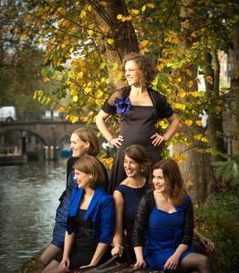 A Capella vom Feinsten: Wishful Singing (Foto: Ronald Knapp) 1