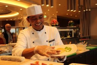 Sushi Workshop an Bord der Mein Schiff Flotte von TUI Cruises 4