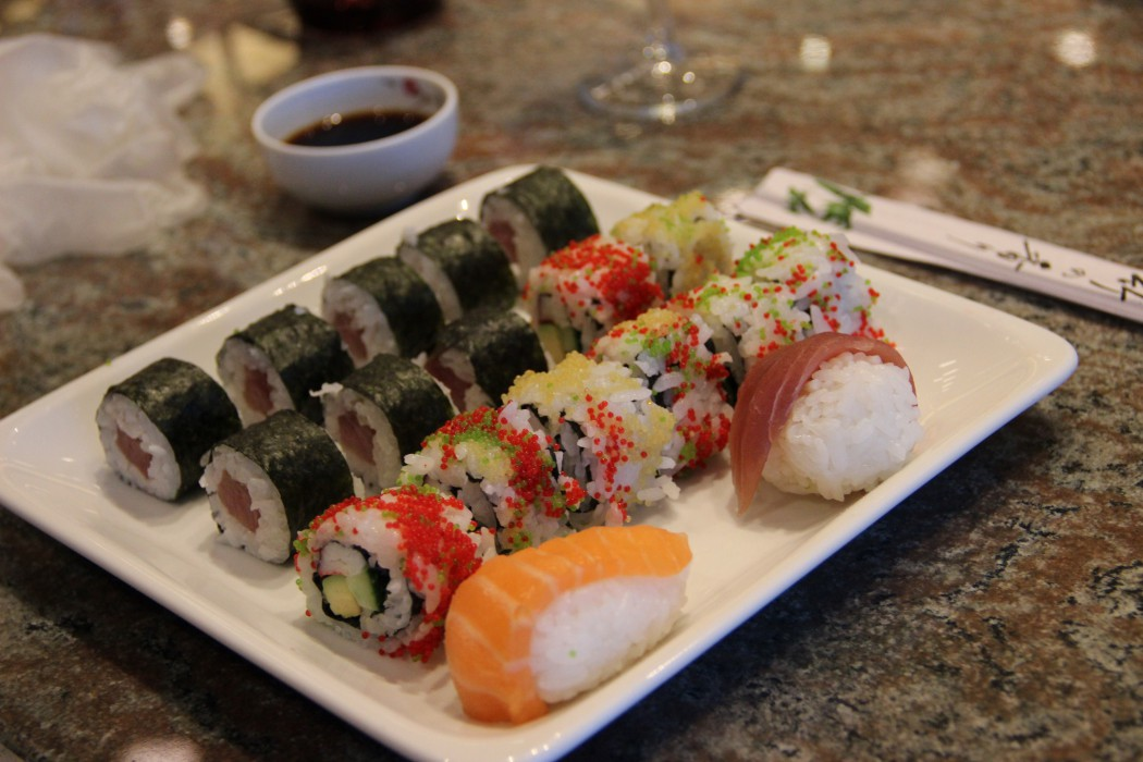 Sushi Workshop an Bord der Mein Schiff Flotte von TUI Cruises 5