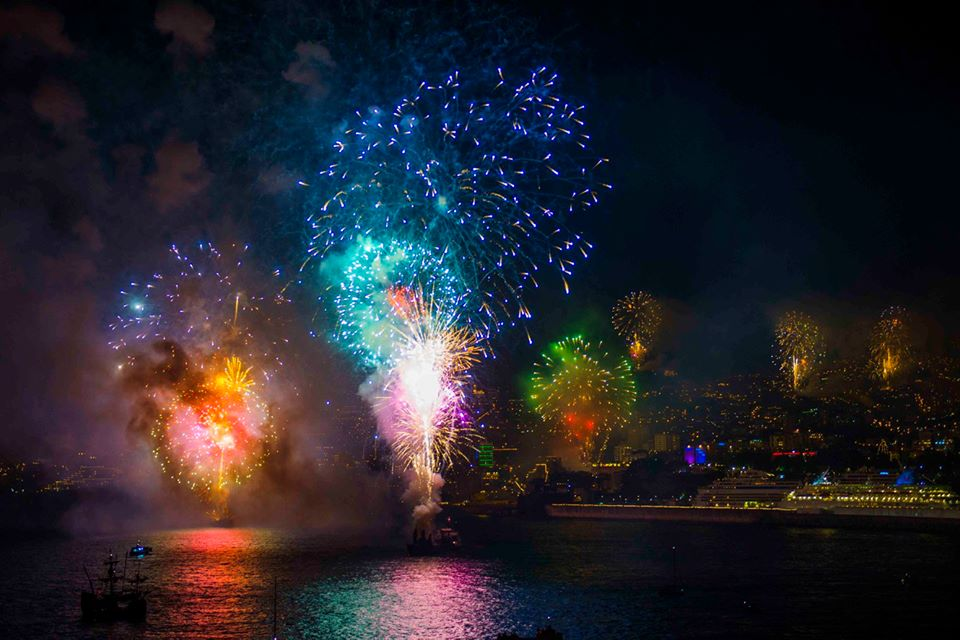 Impressionen Mein Schiff Silvester 2015