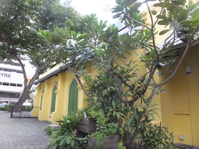 Artichoke Restaurant neben der Photo Gallery