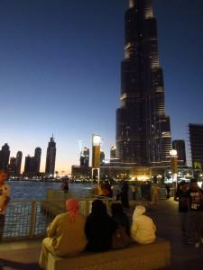 Burj Khalifa: Tradition und Moderne auf einem Bild