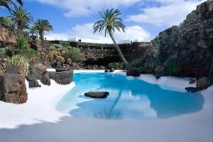 Die Jameos del Agua auf Lanzarote