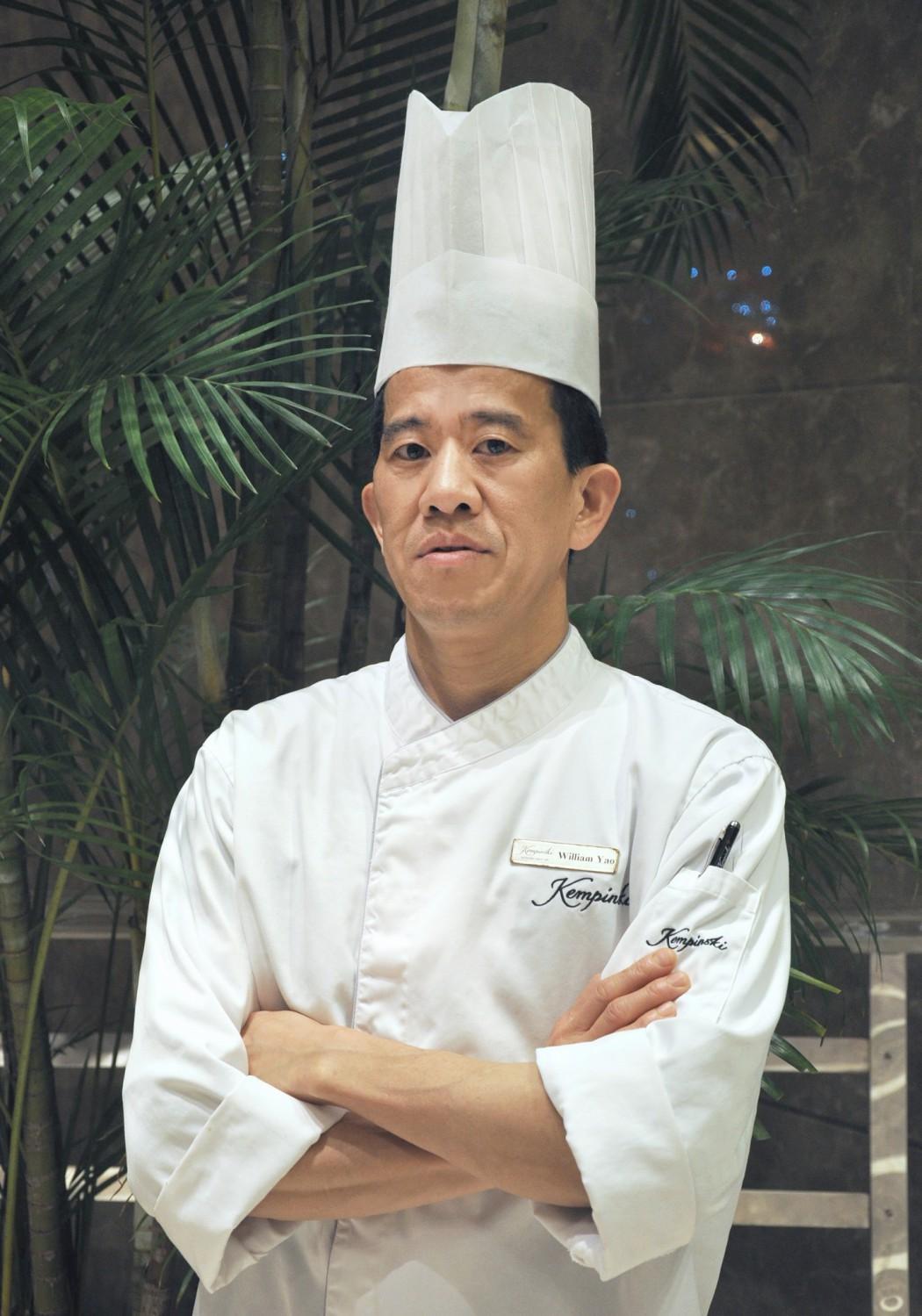 Mein Schiff Gastkoch: William Yao vom Kempinski Grand Hotel Shanghai