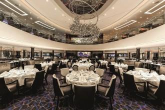 Das Restaurant Atlantik - Klassik auf der Mein Schiff 3