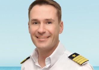 Mein Schiff Kapitän Jens Troier