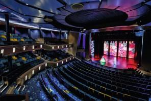 Das Theater auf der Mein Schiff 3