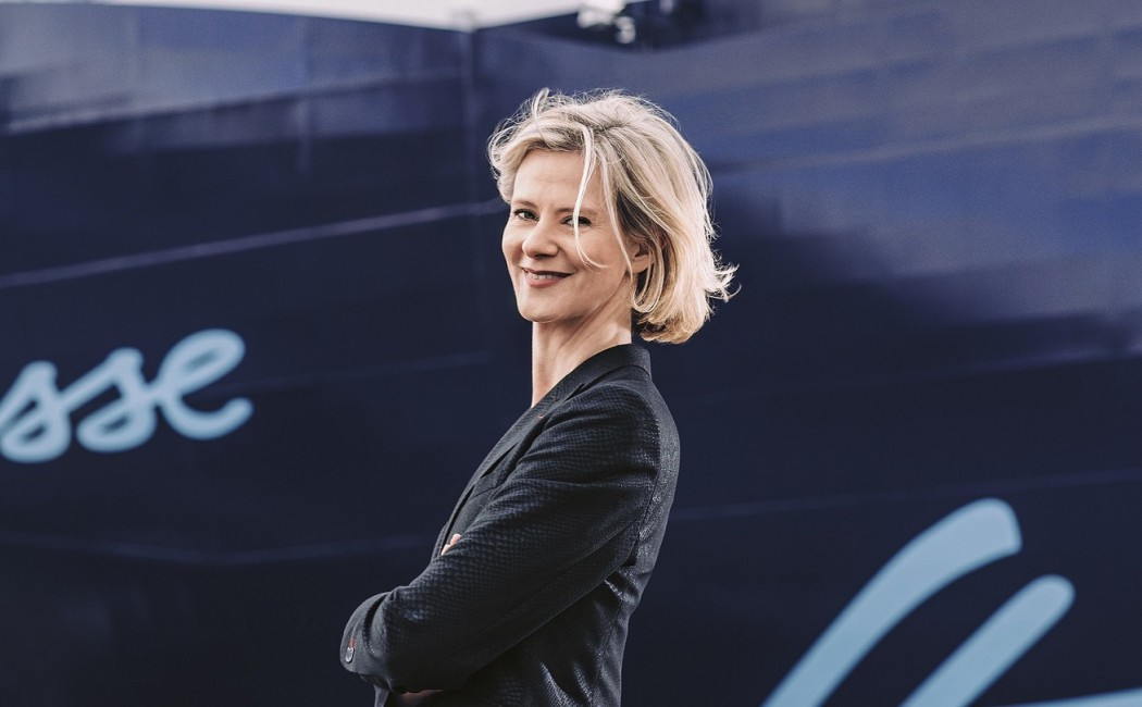 Tui Cruises Wybcke Meier