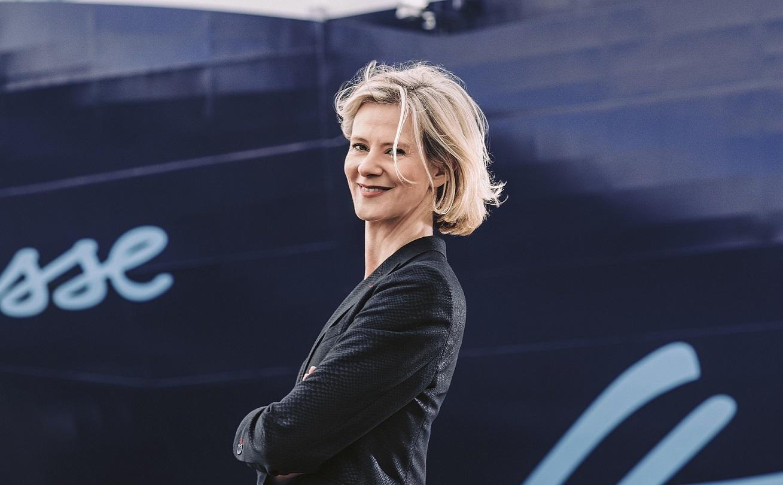 TUI Cruises CEO Wybcke Meier
