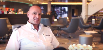 TUI Cruises General Manager Jörg Müller