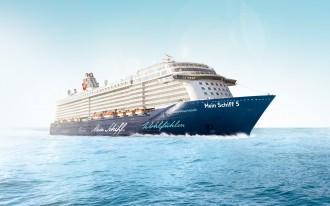 Die Mein Schiff 5 von TUI Cruises