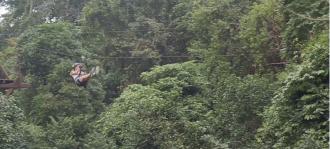 Adrenalin pur: Das Canopy Abenteuer auf Koh Samui beim Mein Schiff Landausflug