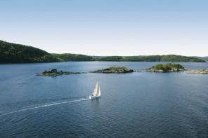 """Der """"Eingang"""" zur Hauptstadt: Der Oslofjord"""