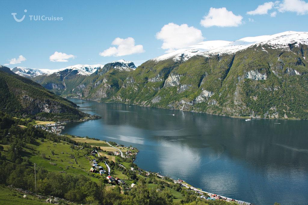 Pittoresk: Der Sognefjord