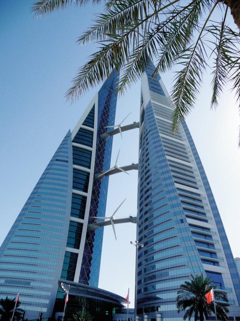 Mein Schiff Destination: Das Bahrain World Trade Center