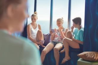 Viel Spaß an Bord: Die Mein Schiff Kids und Teens