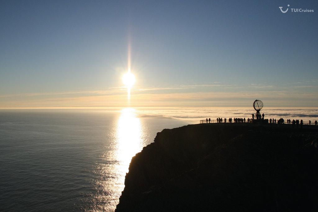 Beeindruckend: Das Nordkap