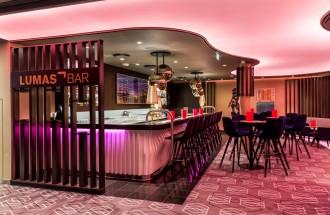 Die neue LUMAS Bar auf der Mein Schiff 5