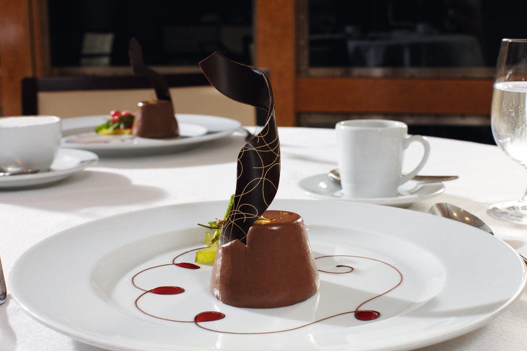 Dessert so viel man mag im Restaurant Atlantik Klassik
