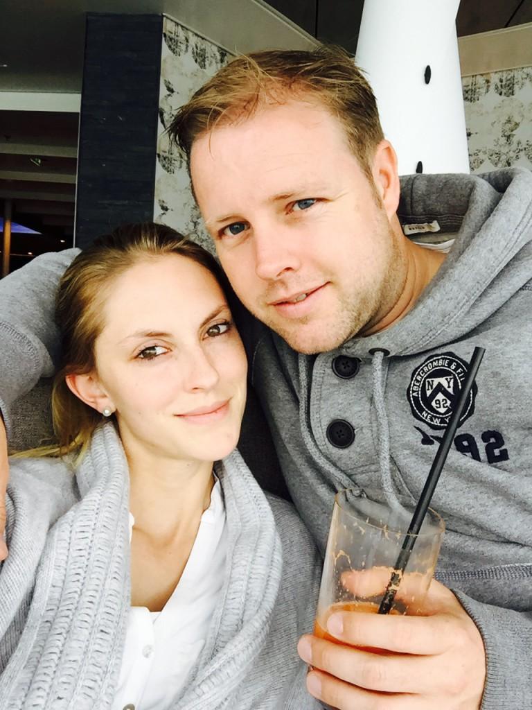 Kreuzfahrt Fans: Mein Schiff Wohlfühloffiziere Kai und Jana