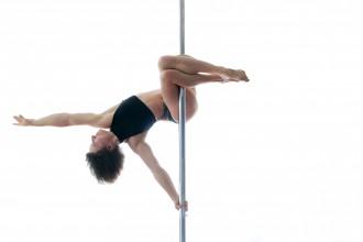 Pole Dance Lehrerin auf der Mein Schiff Flotte: Julia Pengler