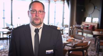 Mein Schiff Restaurantleiter Götz Wiedemann