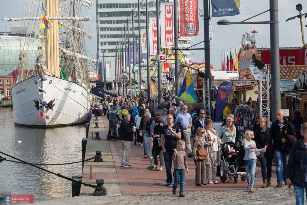 See Stadt Fest 2016 in Bremerhaven (c) Helmut Gross