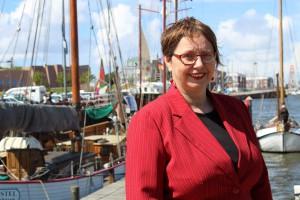 Mein Schiff Gastautorin Doerte Behrmann (c)Mailin Knoke